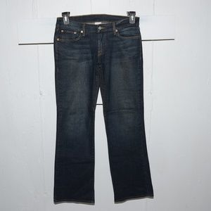 Lucky brand flare womens jeans size 6 R 7203